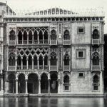 """In Venice, the architecture gives the emotion of music."" Carlo Dossi, Note azzurre, 1870/1907"