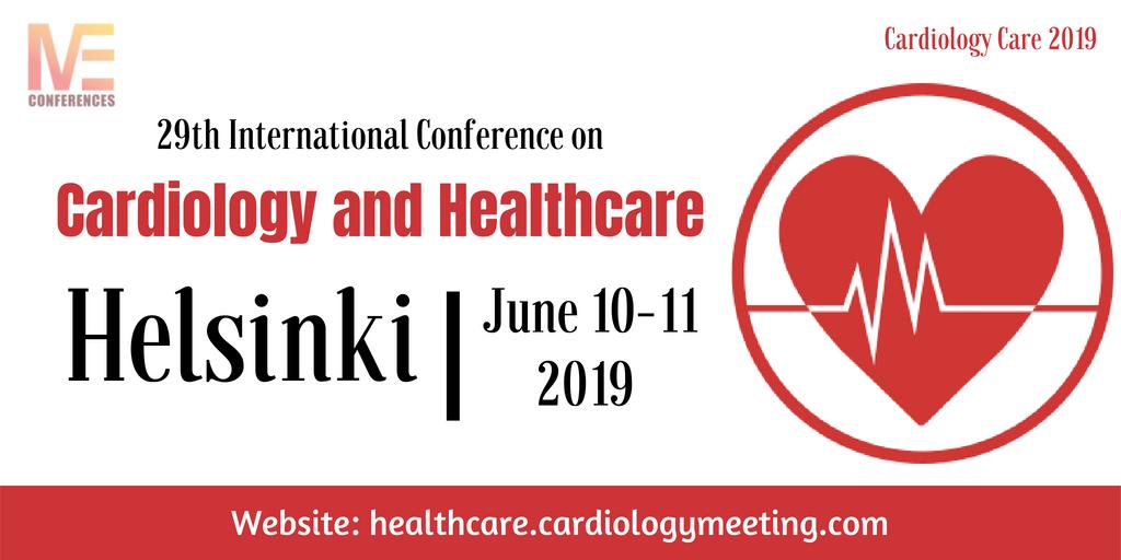 Helsinki Cardiology and heathcare2019